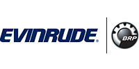 BRP Evinrude Outboard Marine Engines Logo