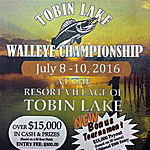 Tobin Lake Walleye Championship